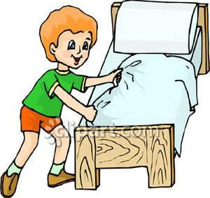 Make google search for. Bed clipart child bed