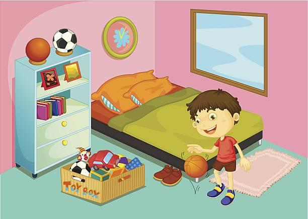 Bedroom clip art functionalities. Bed clipart children's