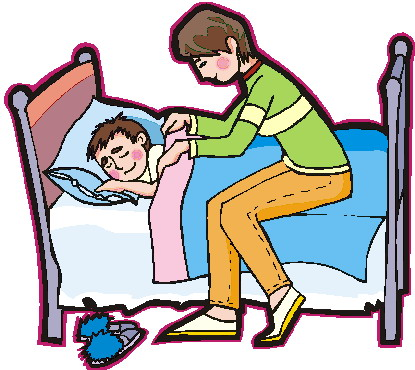 Free sleepy cliparts download. Bed clipart couple