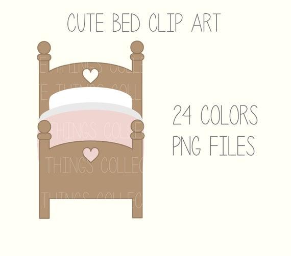 Sale rest sleep clip. Clipart bed cute