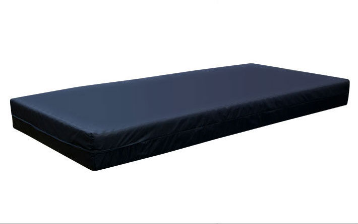Hospital mattress polyurethane comfort. Clipart bed foam