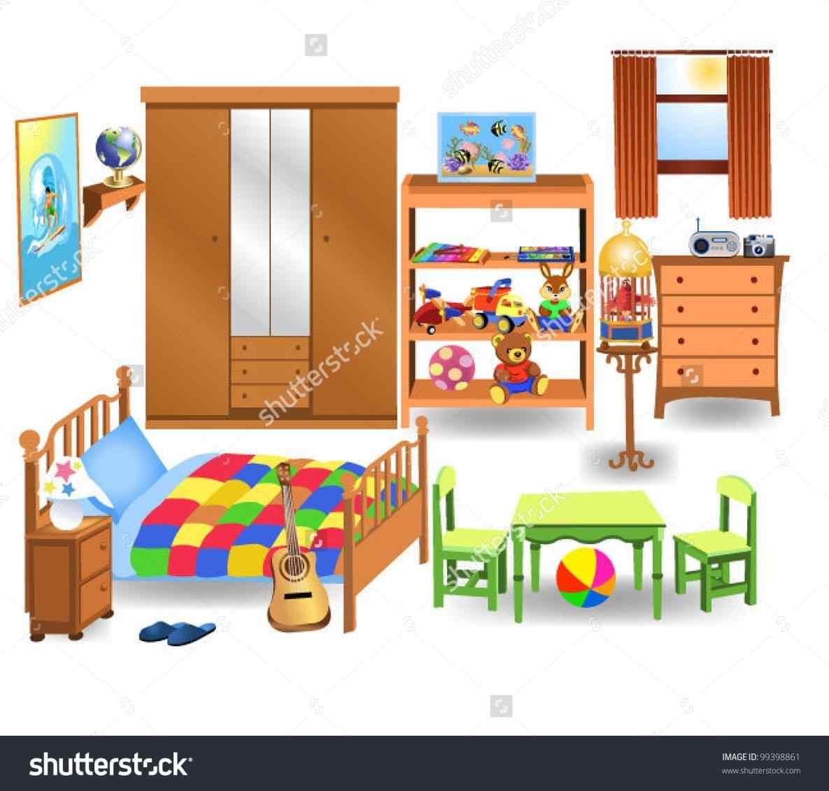 bedroom clipart bedroom furniture