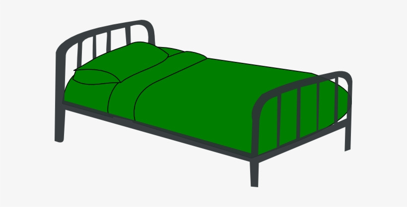 Bed clipart green bed. Mattress png cliparts free