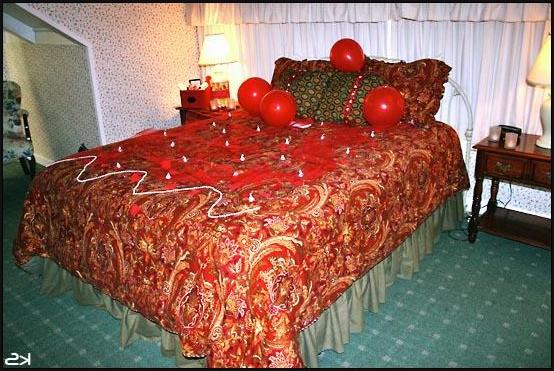 Bed clipart honeymoon. Romantic bedrooms for modern