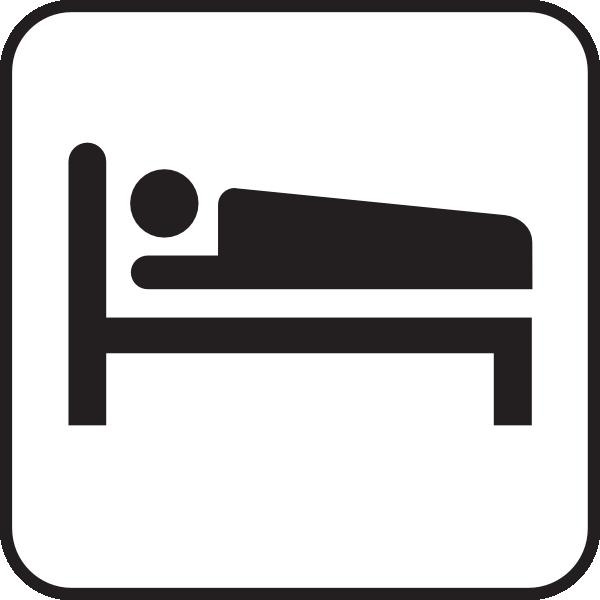 Bedroom clipart hospital. Bed clip art at