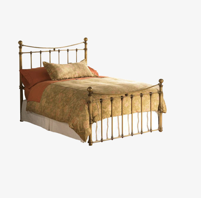 Wesley wrought iron beds. Bed clipart king bed