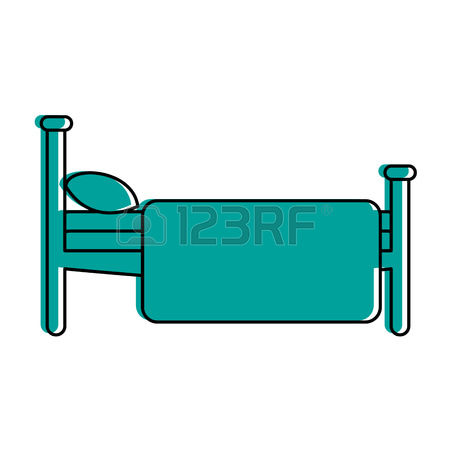Bed clipart side view. Clipartuse