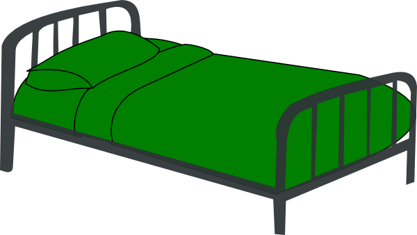 Bed clipart simple. Beds icon icons etc
