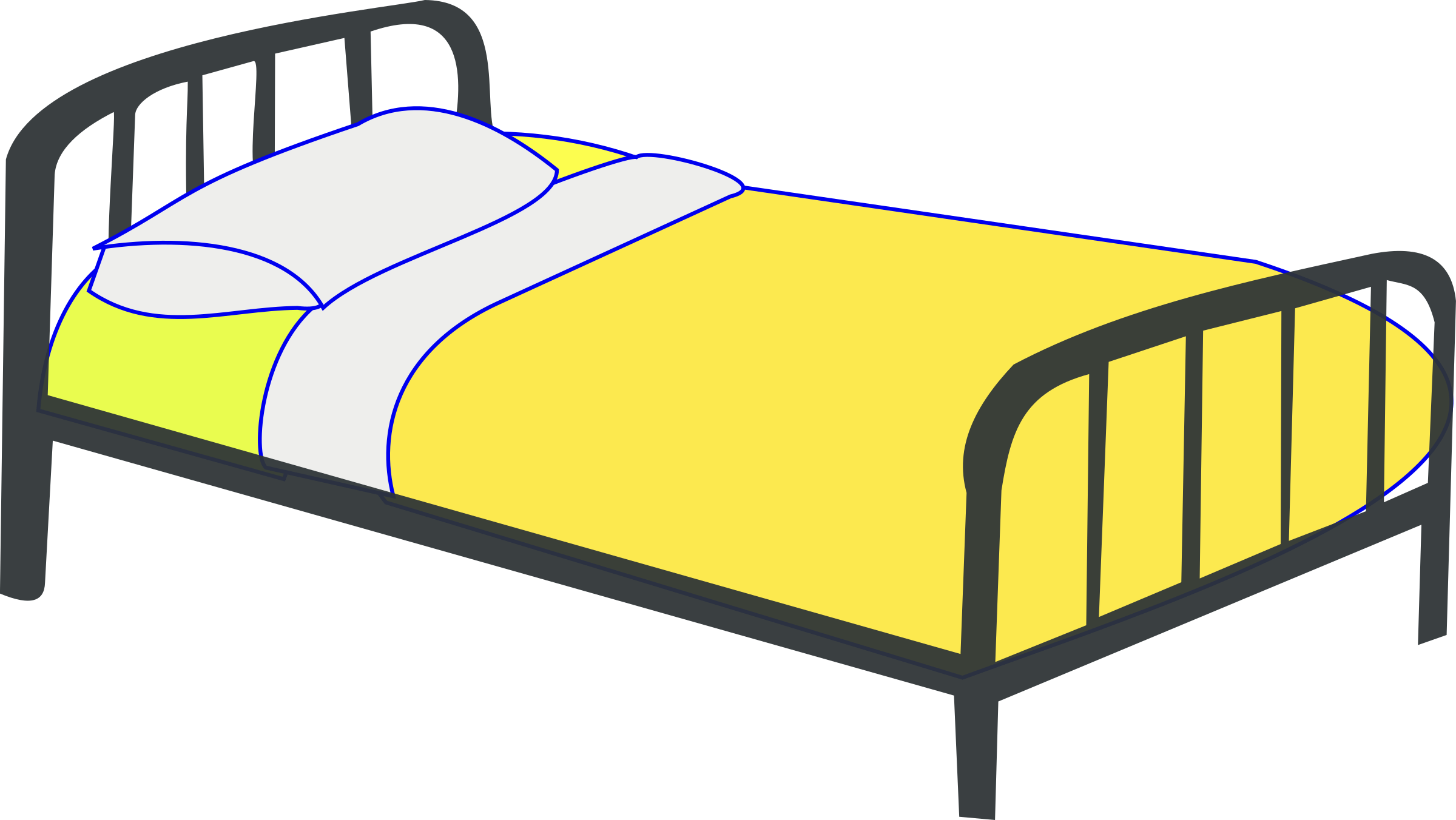 Clipart bed animated. Single big image png