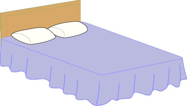 Bedroom clipart fancy. Bed clip art at