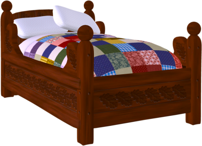 Bed clipart transparent background. Download mattress free png