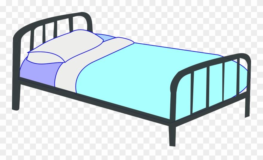 Cartoon bunk beds background. Bedroom clipart transparent