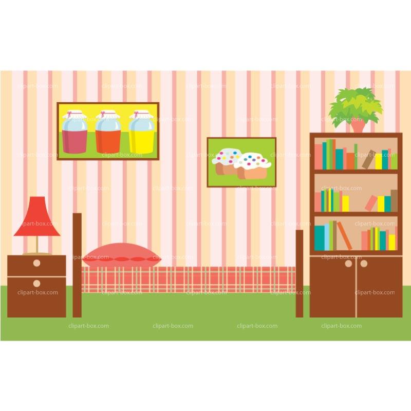 Bedroom clipart background. Design of rooms boy