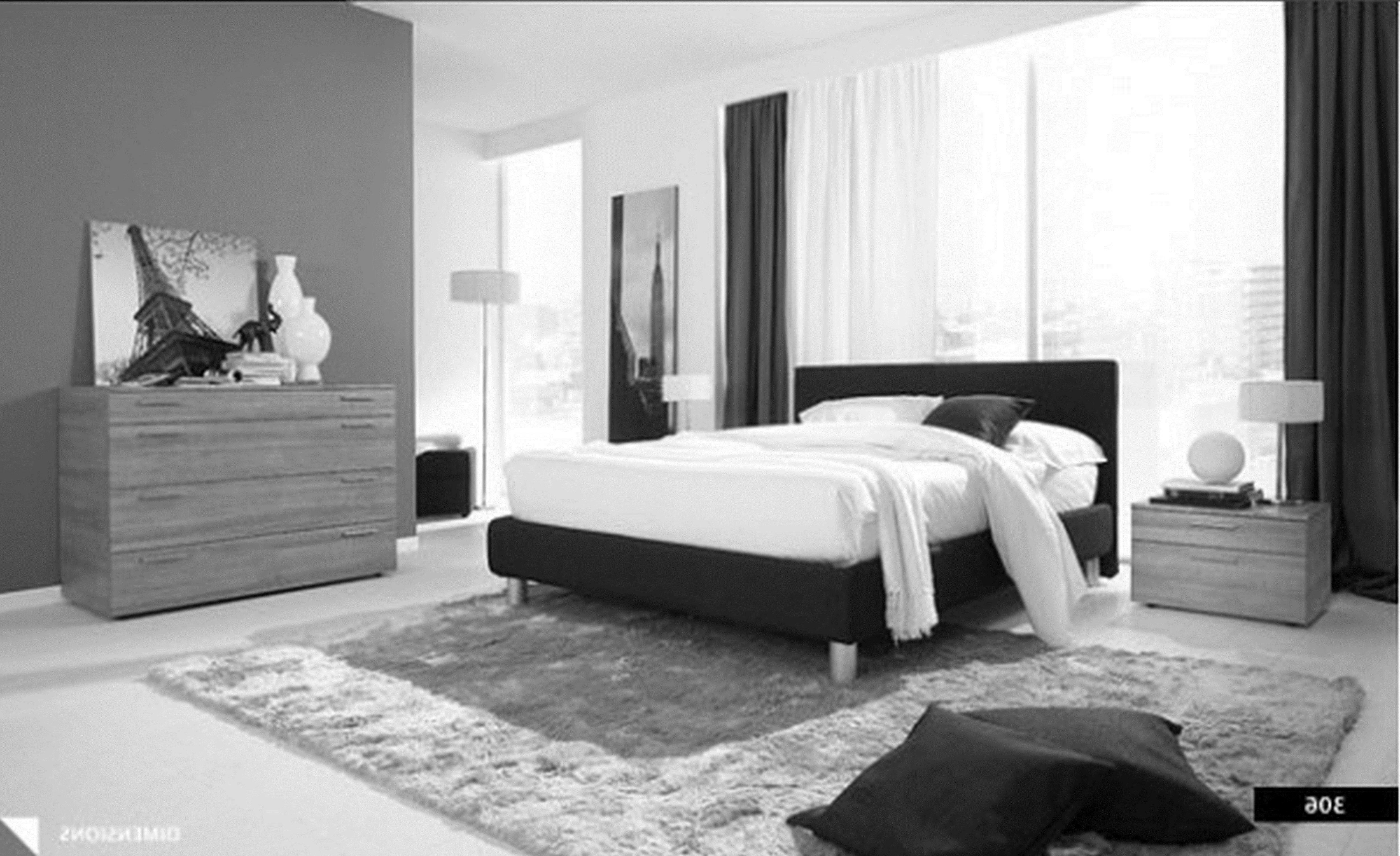 Bedroom clipart bedroom design. Black and grey ideas