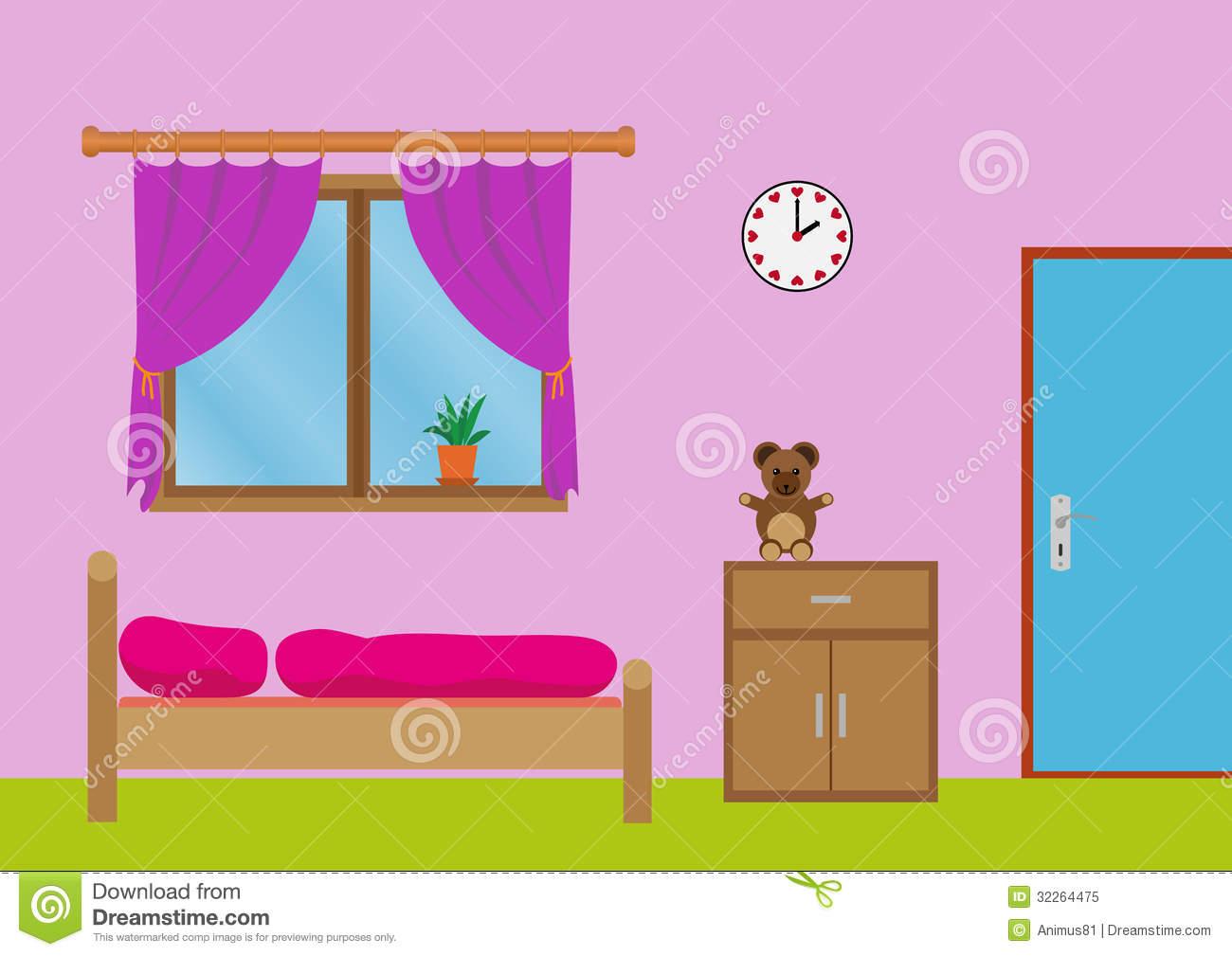 Image of: Bedroom Clipart Bedrooom Picture 91605 Bedroom Clipart Bedrooom