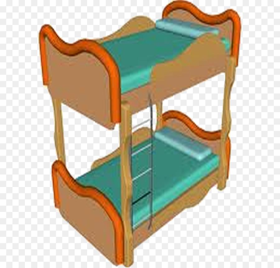 Bedroom clipart bunk bed. Cartoon table clip art