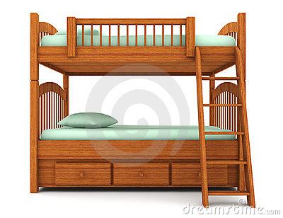 Panda free images bunkbedclipart. Bedroom clipart bunk bed