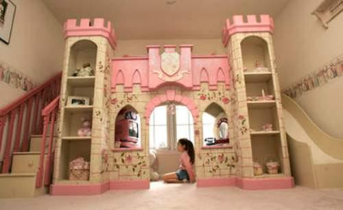 Bedroom clipart castle. Princess bed plans diy