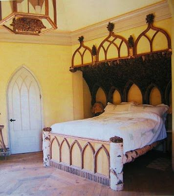 best gothic images. Bedroom clipart castle