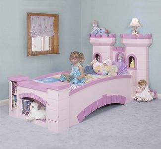 Princess castles for toddlers. Bedroom clipart castle