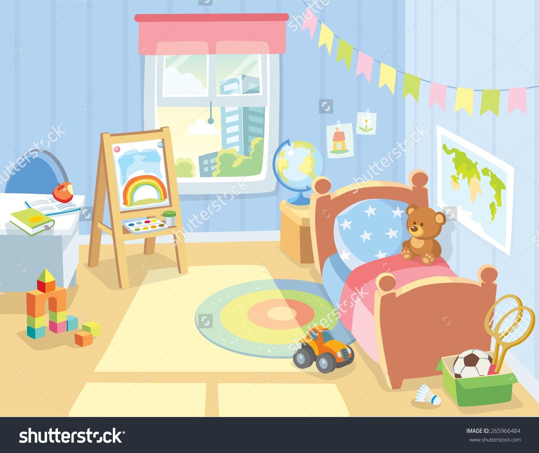 Fresh gallery digital collection. Bedroom clipart child bedroom