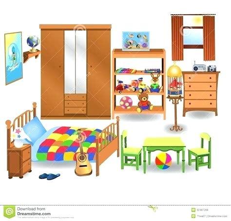 Bedroom clipart children's. Viewsmarketing co