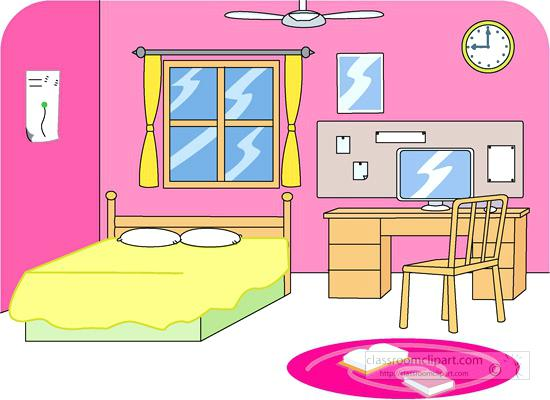 Bedroom clipart childrens bedroom bedroom. Clean ideas thereachmux org