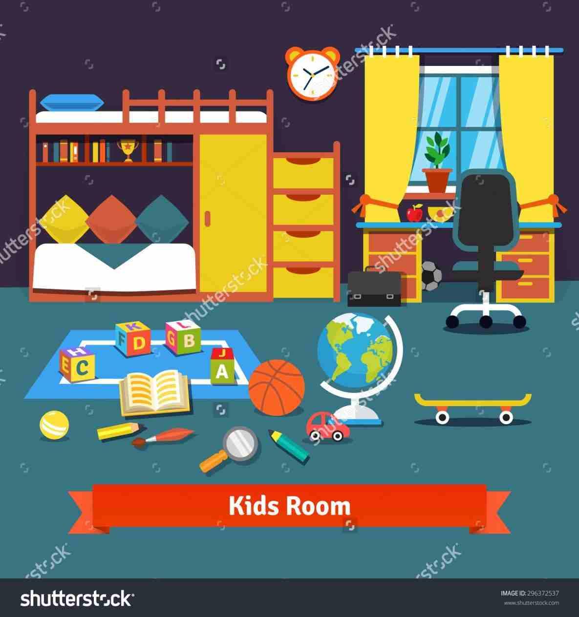 Bedroom clipart childrens bedroom bedroom. My excelential com