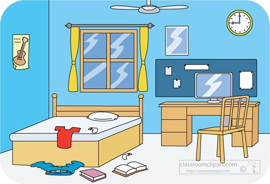 bedroom clipart clip art