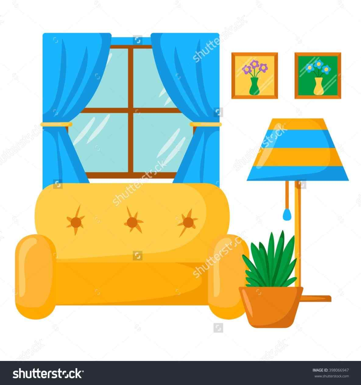 The images collection of. Bedroom clipart couch