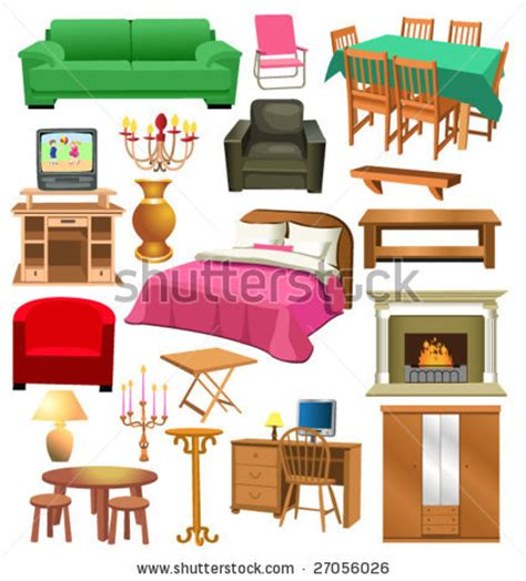 Bedroom home graphics commercial. Furniture clipart household furniture