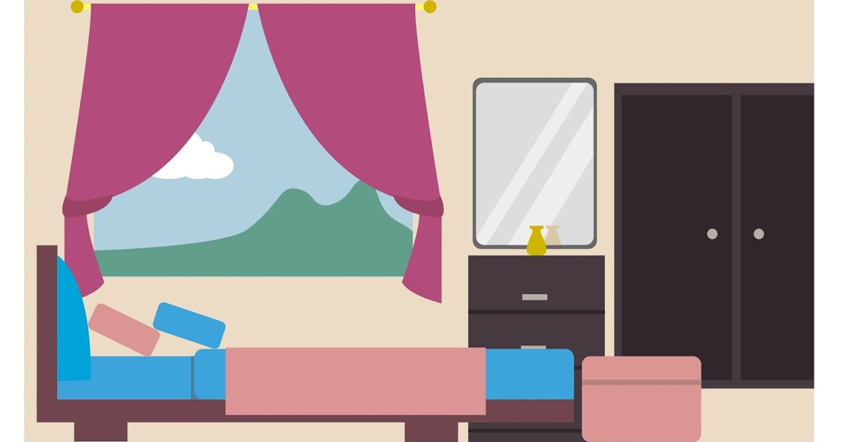 Changes actionable tips bangdodo. Bedroom clipart part house bedroom
