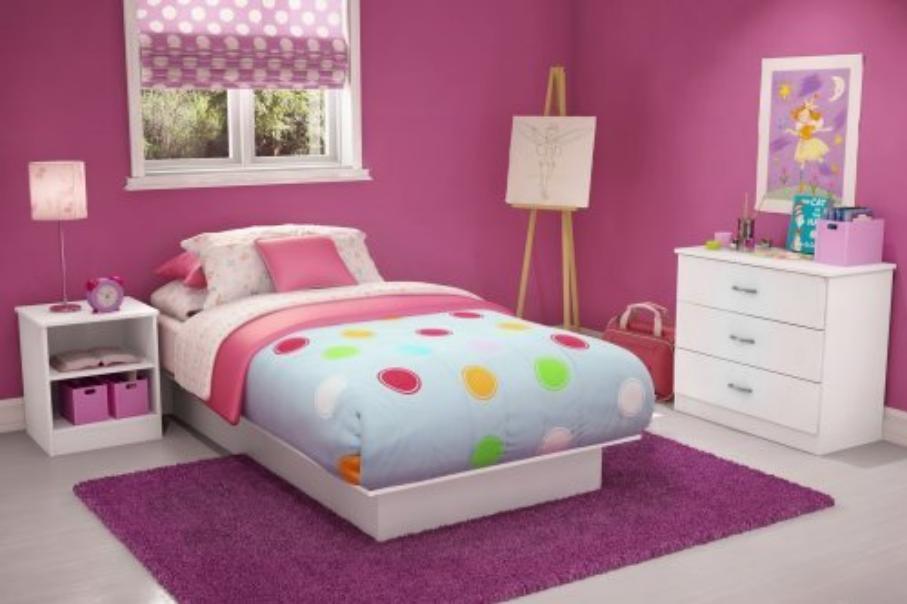 Bedroom clipart room decor. Simple kids ideas