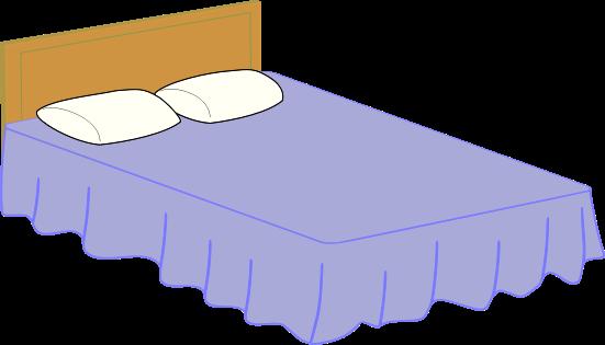 Bed clip art free. Bedroom clipart transparent