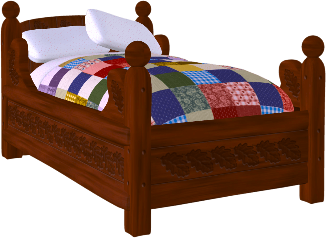 Make clipart bed clipart.  collection of transparent