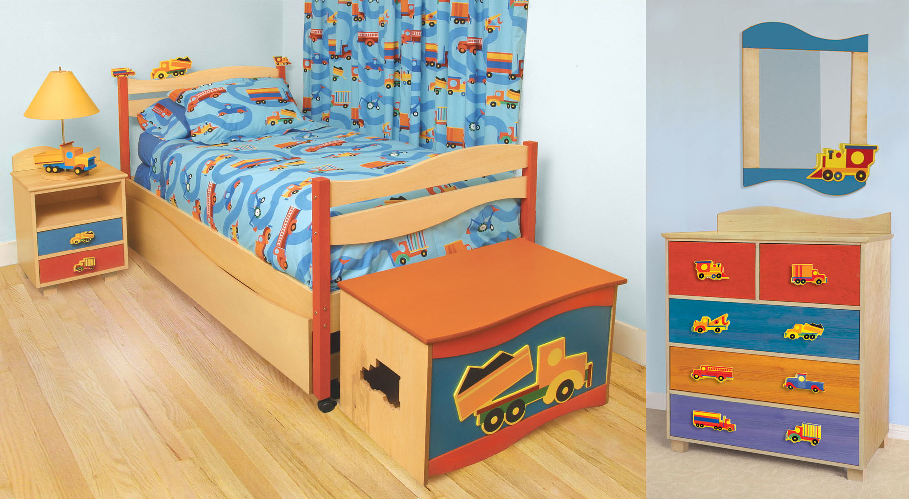 Bedroom clipart twin bed.  kids toddler sets