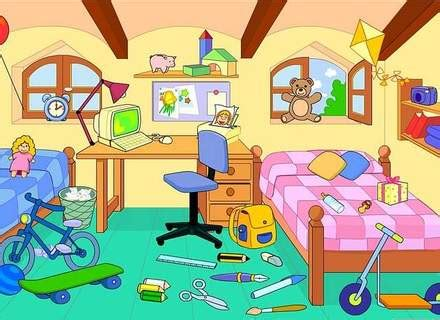 amusing nice living room stock photography image 18909472   Bedroom clipart untidy, Bedroom untidy Transparent FREE ...