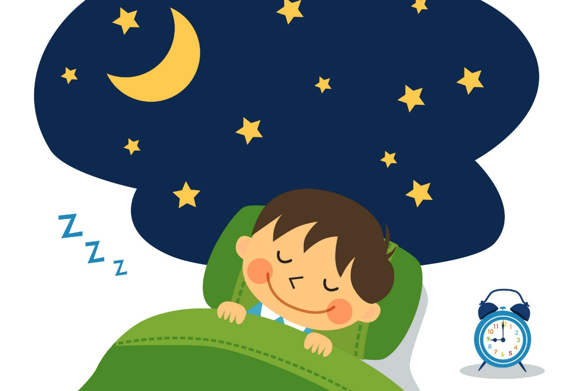 Bedtime clipart. New collection digital j
