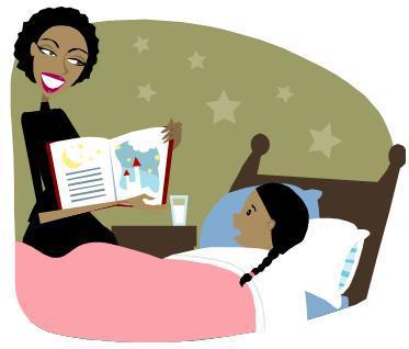 Betty white stories the. Bedtime clipart bedtime reading