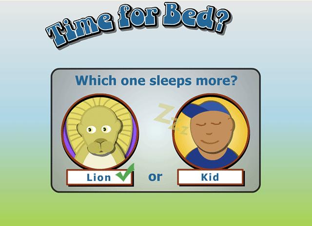 Time for kids kidshealth. Bedtime clipart childrens bed