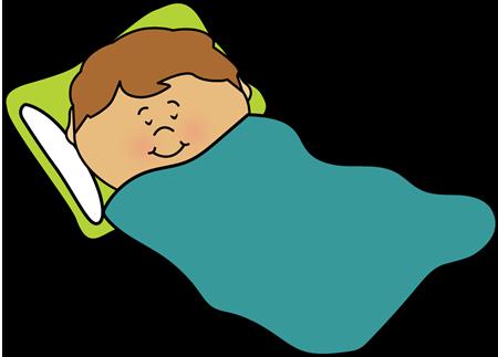 Boy clipart bedtime. Sleep clip art images