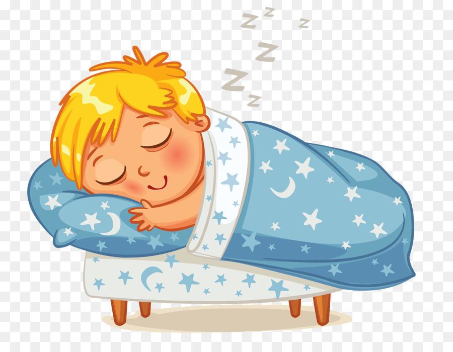 Boy cartoon nose child. Nap clipart sleep hygiene