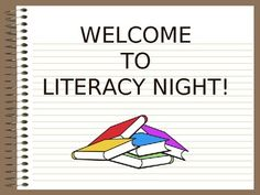 Bedtime clipart literacy night, Bedtime literacy night Transparent FREE for  download on WebStockReview 2020