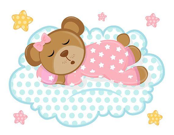 Bedtime clipart little girl.  best images on