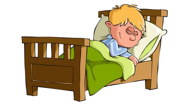 Developing healthy habits in. Nap clipart enough rest sleep