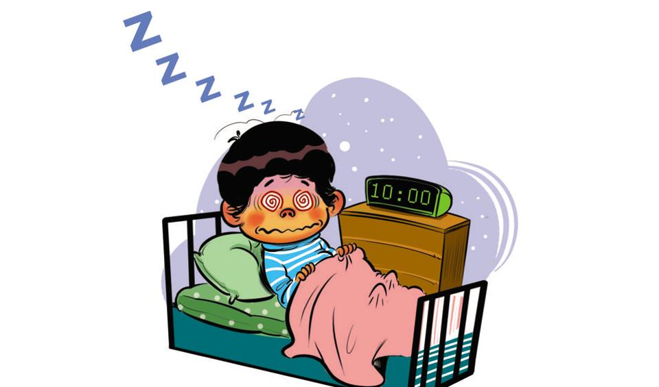 Bedtime clipart toddler bedtime. Parents take note indian