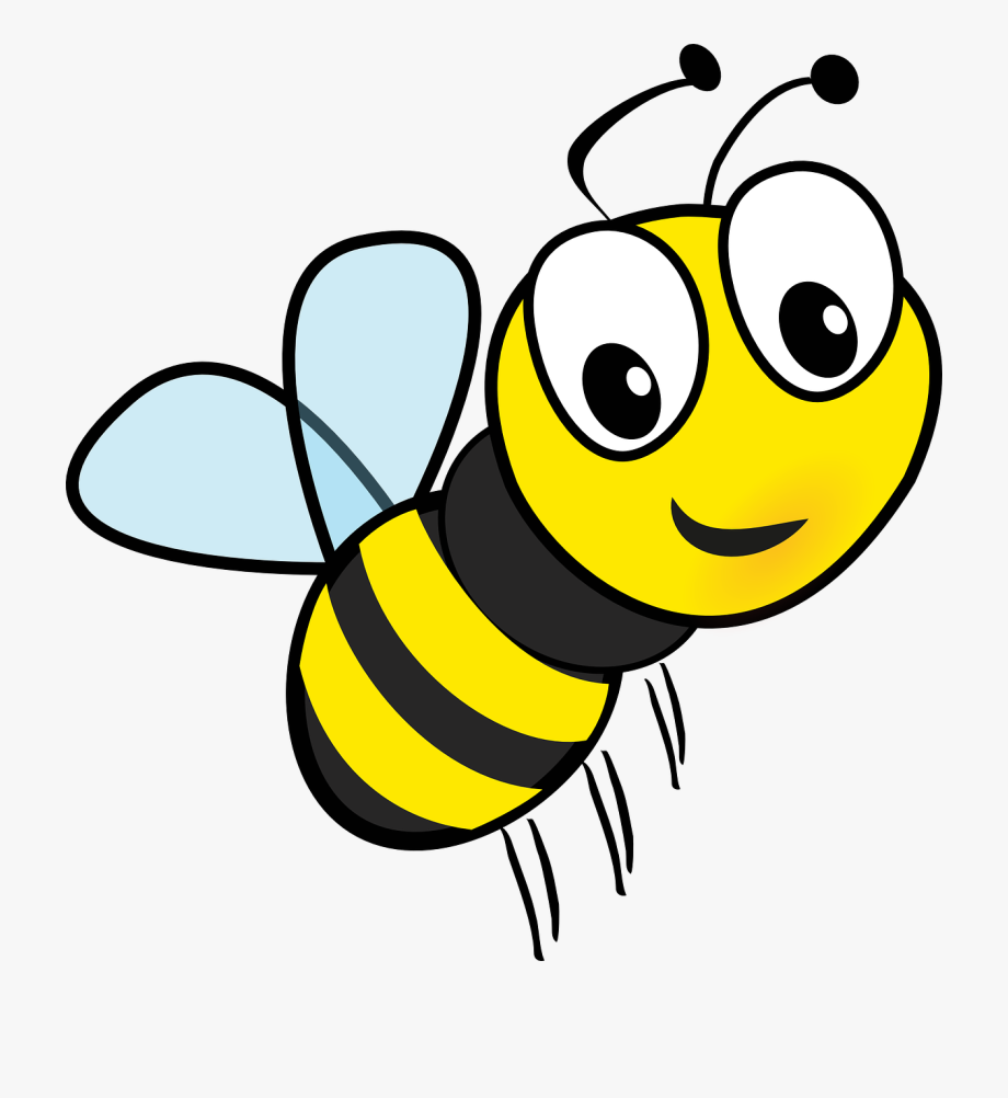 Bee clipart. Bumble clip art free