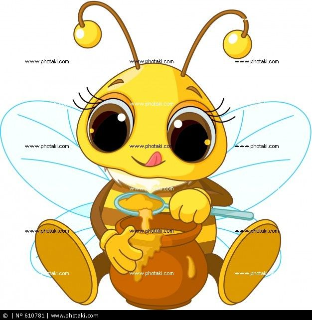 Bee clipart abstract.  best vectors images