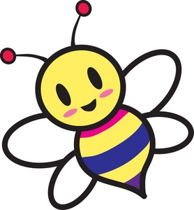 Bees clipart adorable. Spelling bee panda free
