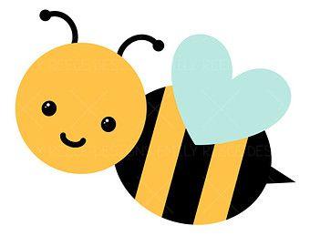 Bumblebee clipart adorable. Bee buzz honey bugs